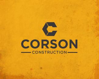 Corson Construction Logo