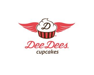 Dee Dee's Cupcakes Logo